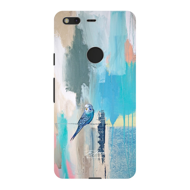 Budgerigar Phone Case - Jo Stanes