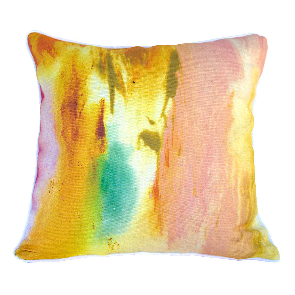 Entrustment Linen Cushion - Jo Stanes