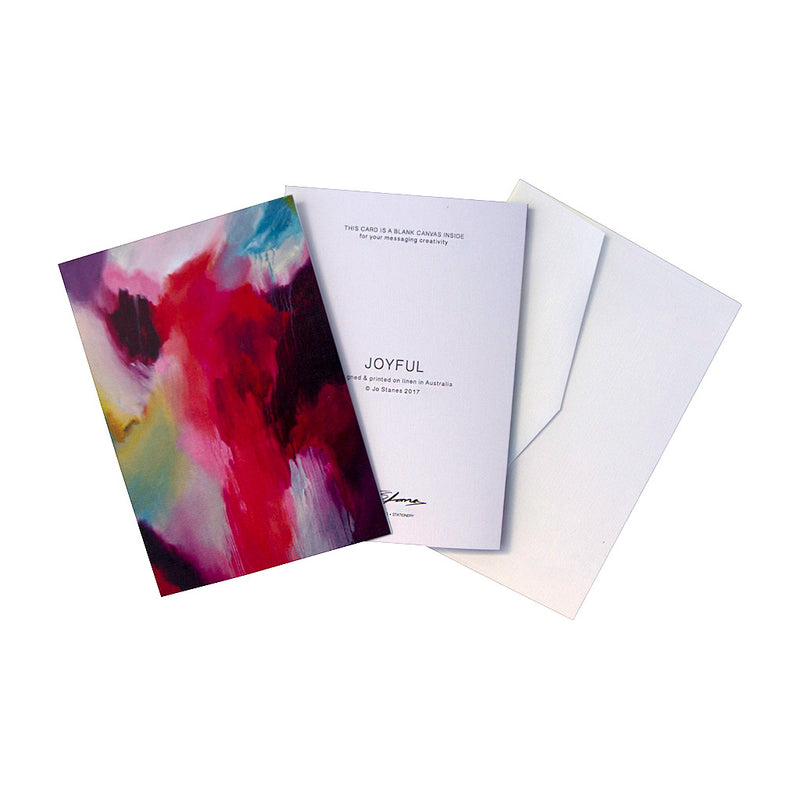 Joyful Greeting Cards - Jo Stanes