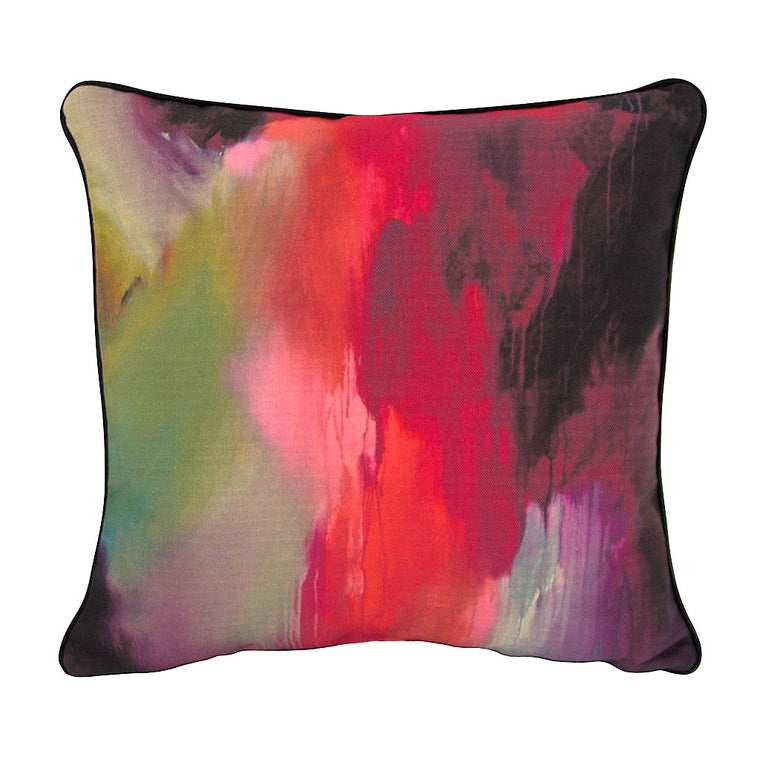 Joyful Linen Cushion