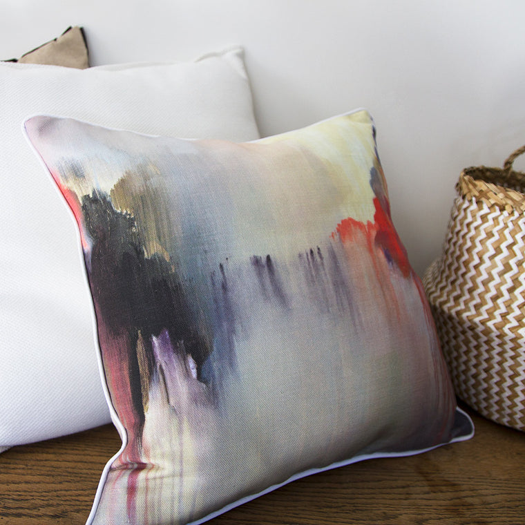 Serenity Linen Cushion - Jo Stanes