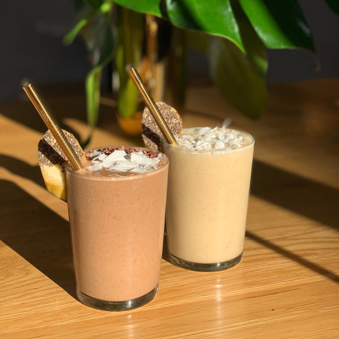 CHOC CACAO BANANA SMOOTHIE