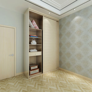 Custom Sliding-Door Wardrobe #9