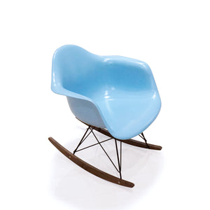 Maja Rocking Chair - Baby Blue (CH16135)