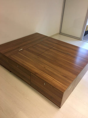 Tatami Storage Bed #18