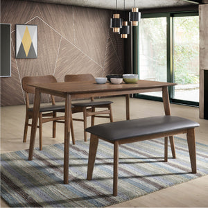 China Ash 5-Piece Dining Set