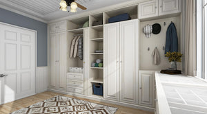 Custom Sliding-Door Wardrobe #7