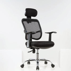 J05 Highback Executive Office Chair with Adjustable Headrest