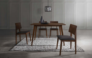 Union 1.2m Dining Table + 4/6 Union Dining Chairs - Picket&Rail Singapore's Premium Furniture Retailer