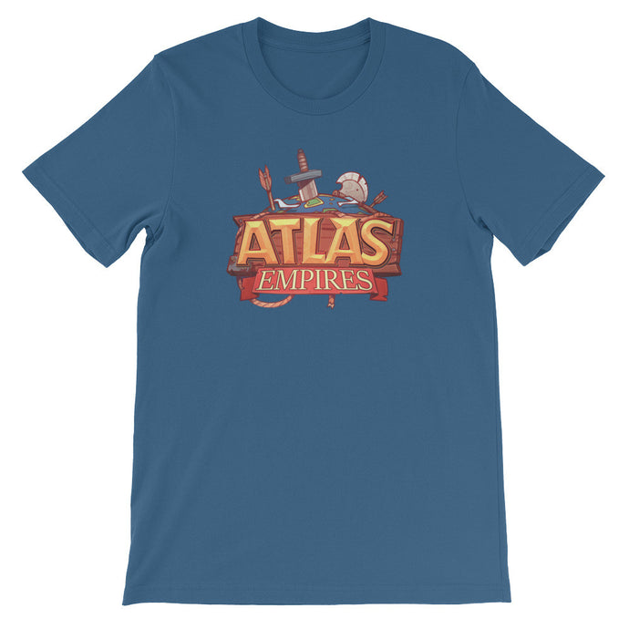 Atlas Empires Team Alpha tee