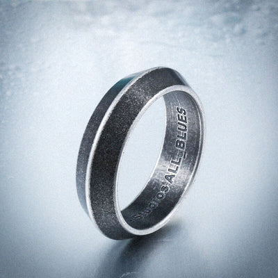 'The Obelisk' Gothic Ring