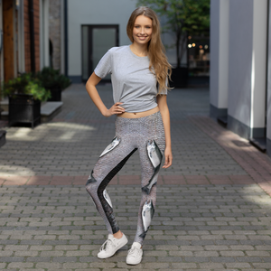 Coho Salmon Leggings
