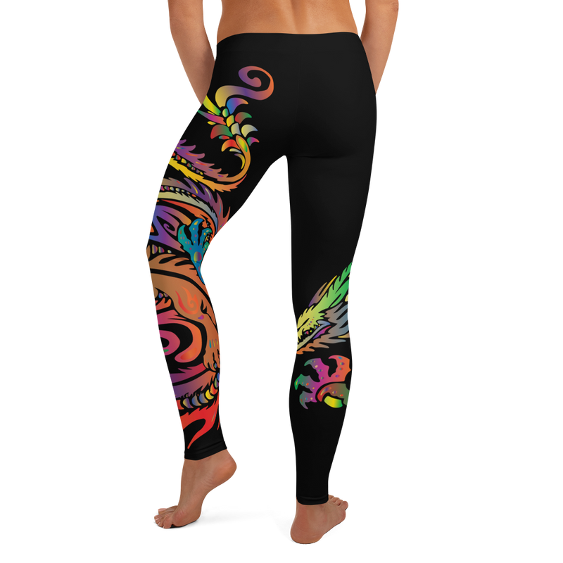 Dragon Leggings