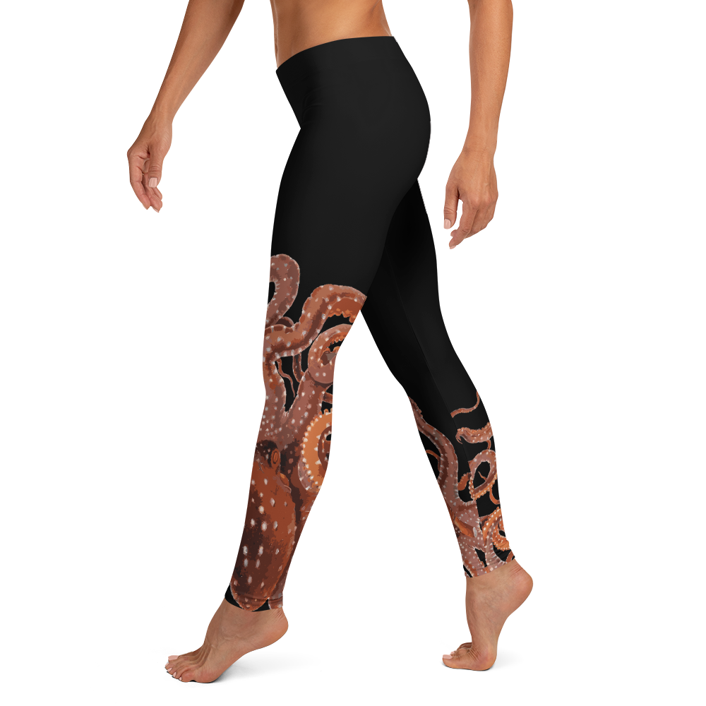 Octopus Low Leggings
