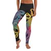 Octopus Rainbow Yoga Leggings