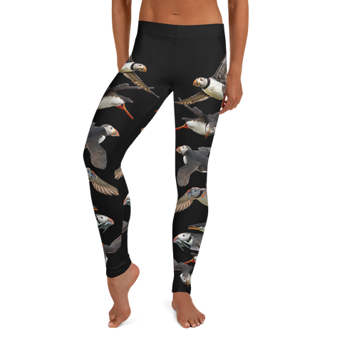 Cross Mountain Sunrise from Mount Verstovia Leggings