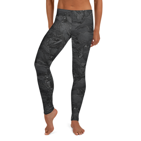 Sitka (Mt. Edgecumbe Volcano) Leggings