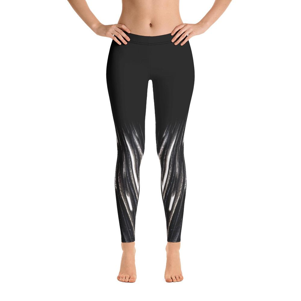 African-crested Porcupine Leggings