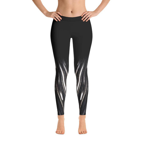 Blesbok Yoga Capri Leggings