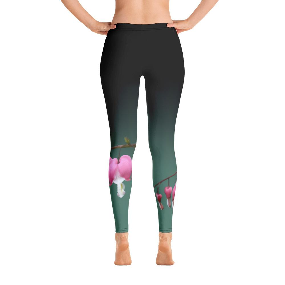 Bleeding Heart Leggings