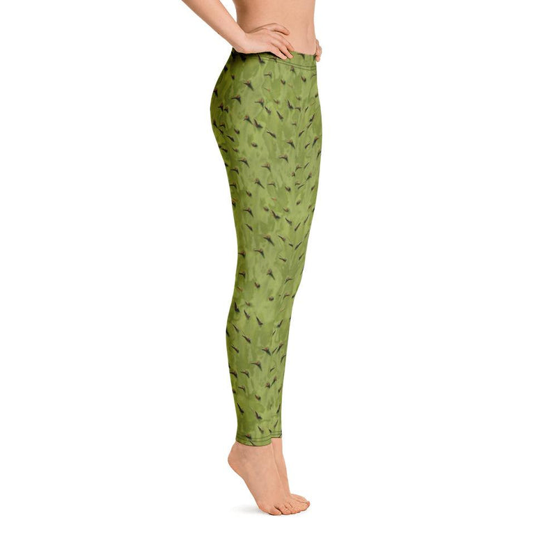 Cactus Prickly Pear Leggings
