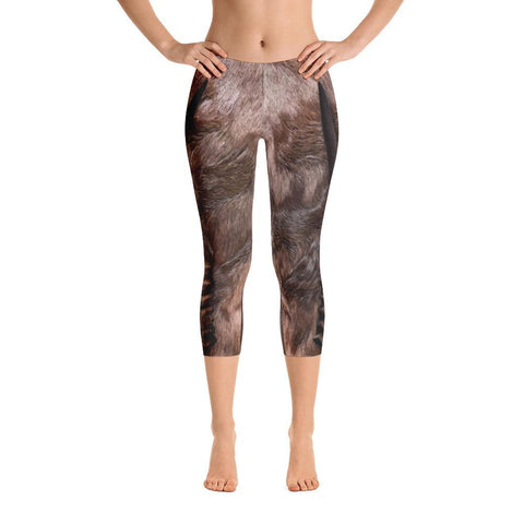 Cheetah Yoga Leggings
