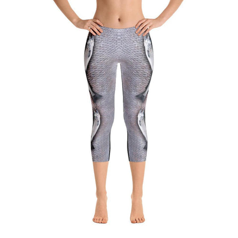 Blesbok Capri Leggings