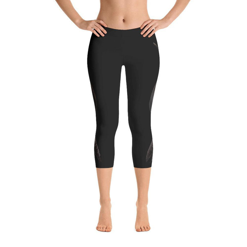 Greater Kudu 2 Capri Leggings - 57 Peaks