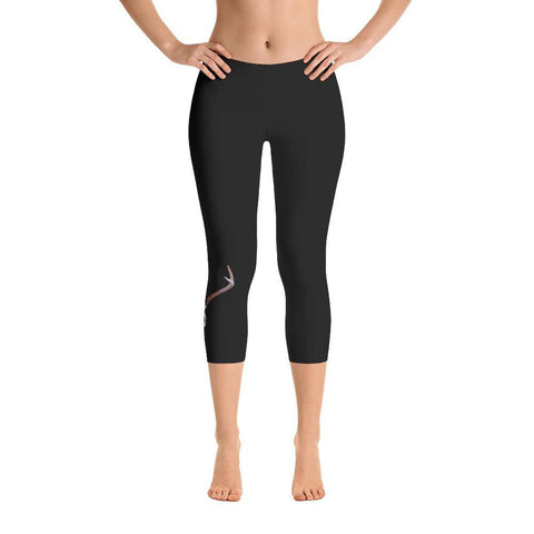 Puffin Capri Leggings