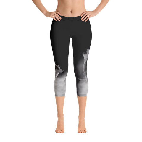 Orca Capri Leggings