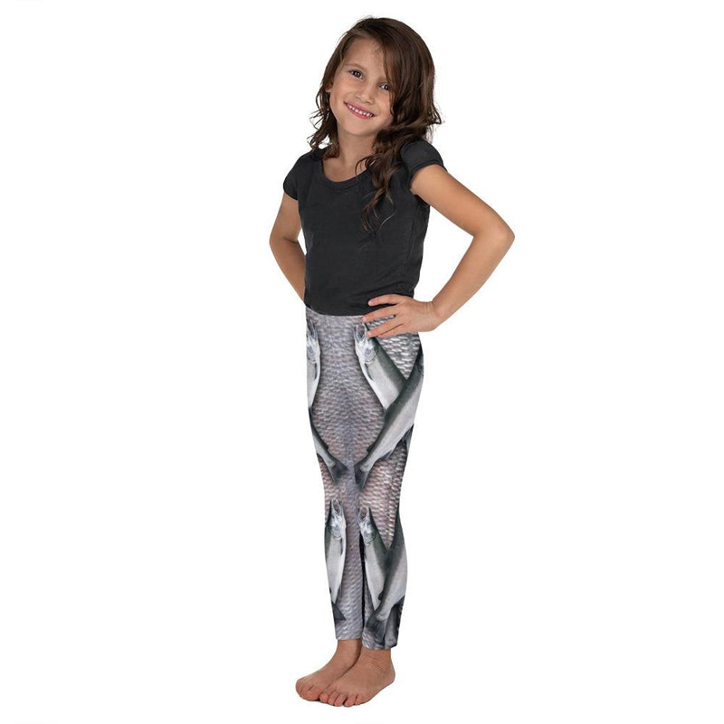 Coho Salmon Kids' Leggings