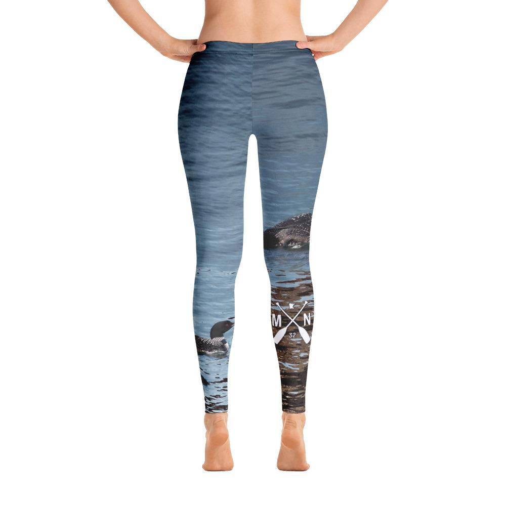 Common Loon MN Leggings