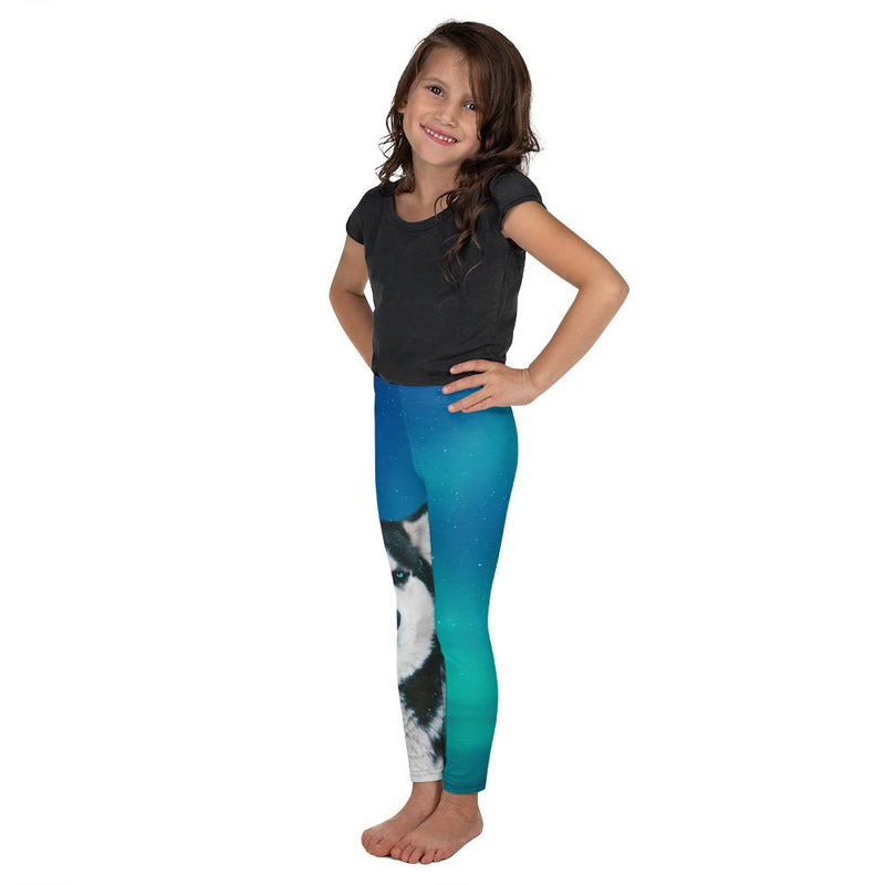 Husky Aurora Kids' Leggings