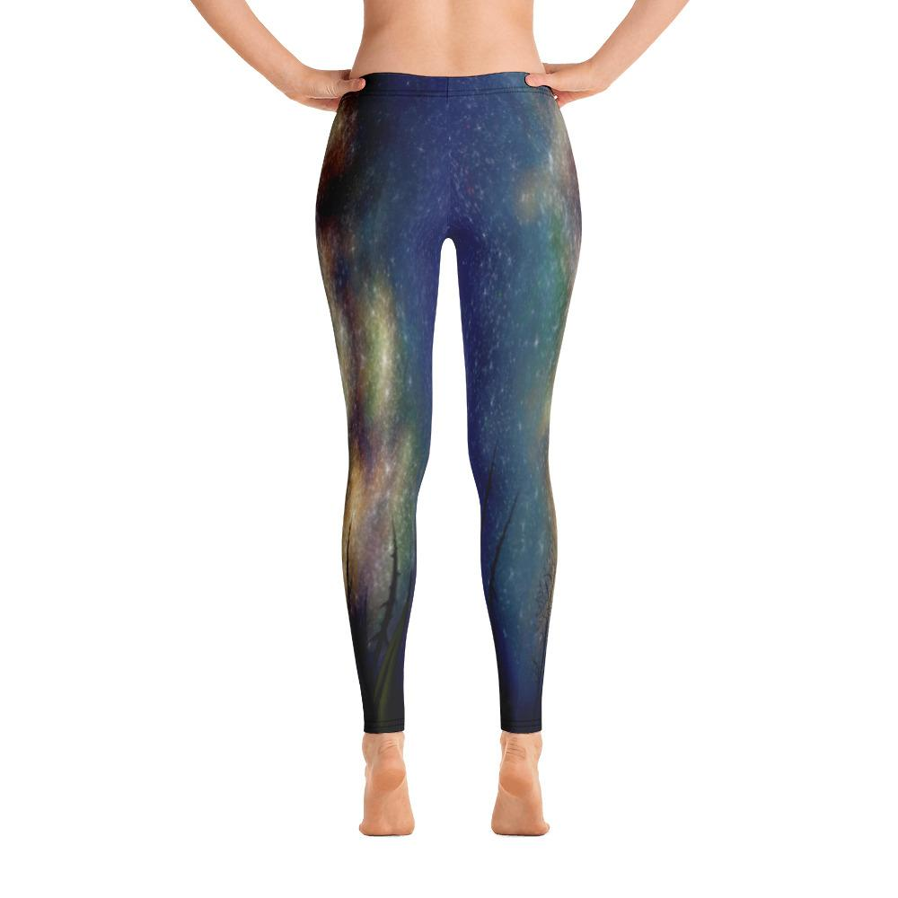 For Ariel M Custom Leggings - 57 Peaks