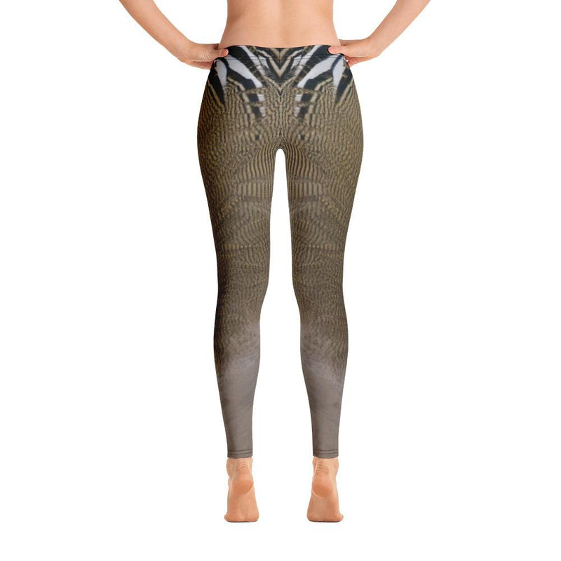 American Wood Duck 2 Leggings - 57 Peaks