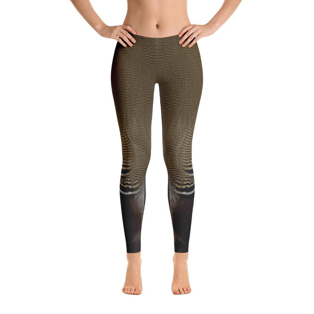 American Wood Duck Leggings - 57 Peaks