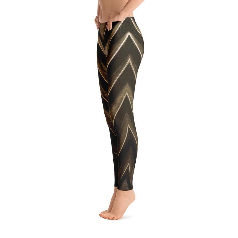 Blue-winged Teal Leggings - 57 Peaks