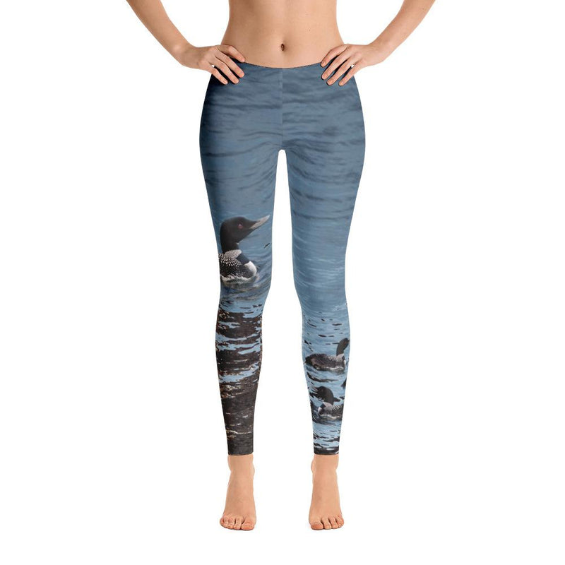 Common Loon 2 Leggings - 57 Peaks