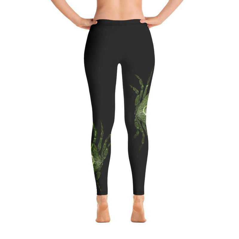 Crab Nebula 2 Leggings