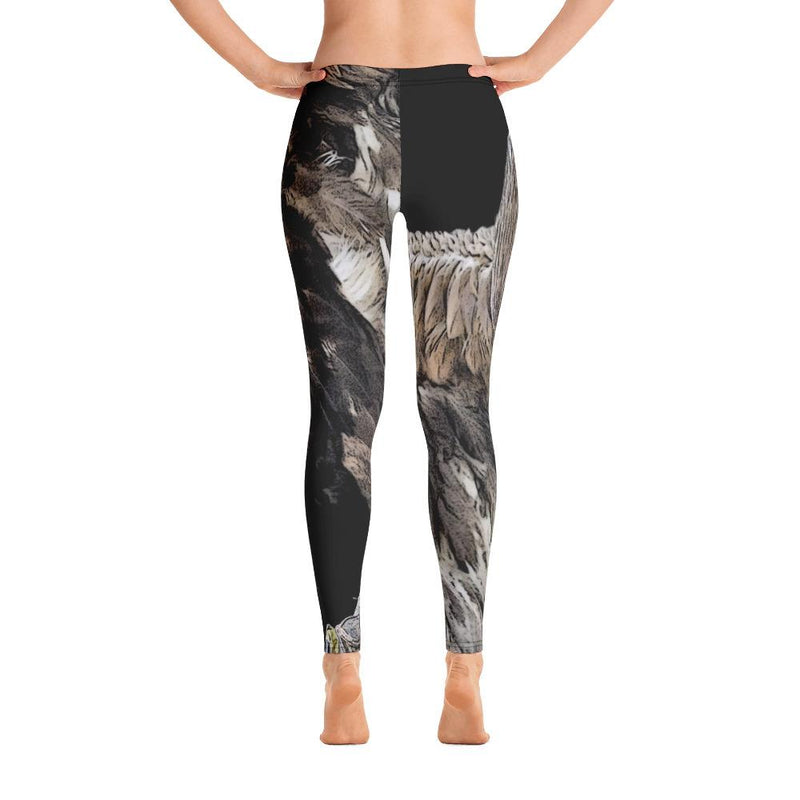 Golden Eagle Leggings - 57 Peaks