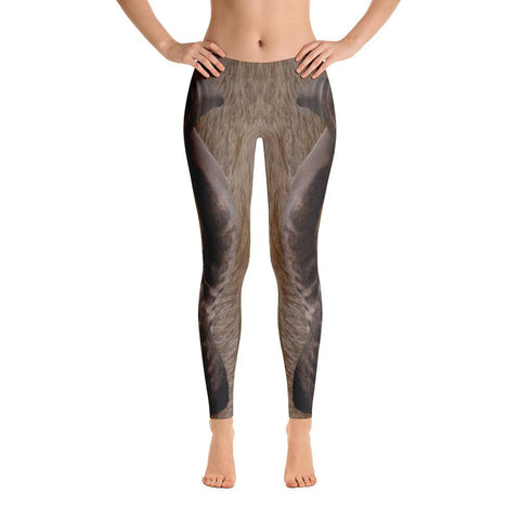 Blesbok Yoga Leggings