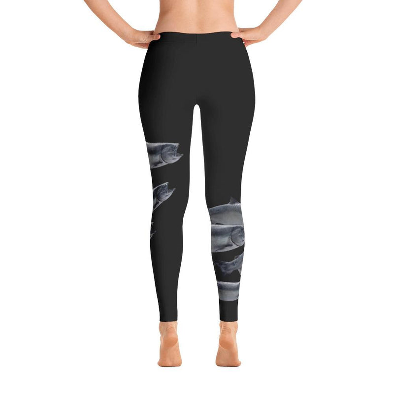 King Salmon Leggings - 57 Peaks