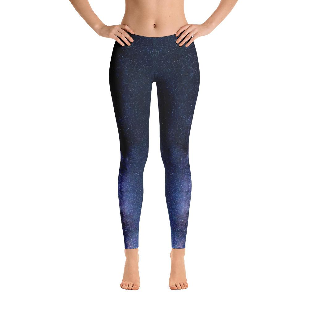Milky Way Leggings - 57 Peaks