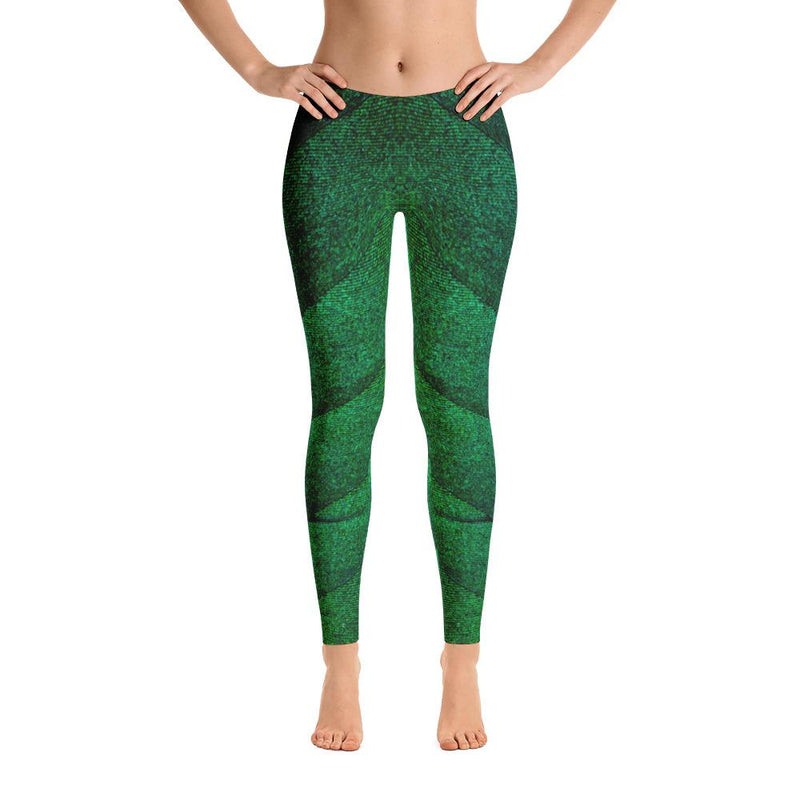 Northern Shoveler Duck 2 Leggings - 57 Peaks