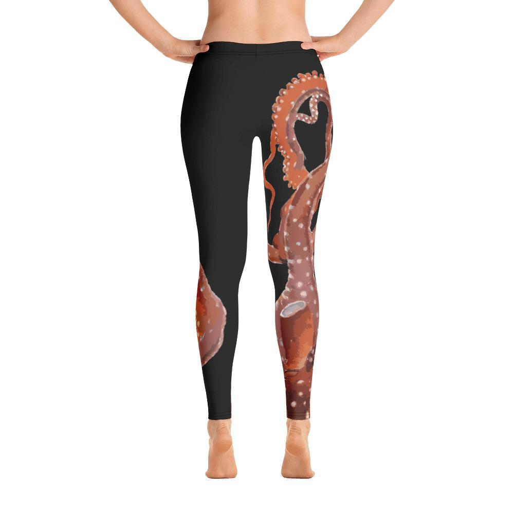 Octopus High Leggings - 57 Peaks