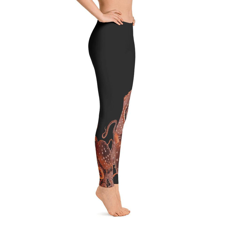 Octopus Low Leggings - 57 Peaks