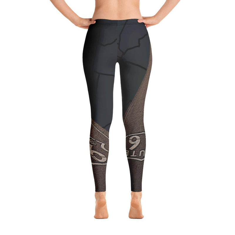 Route 66 2 Leggings
