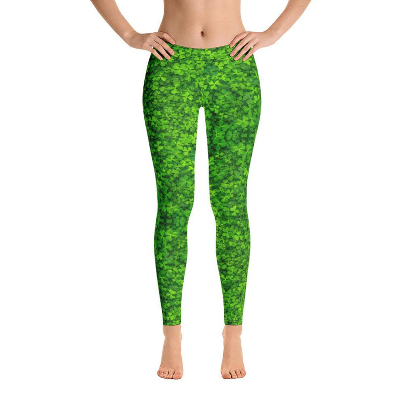 Shamrock Leggings