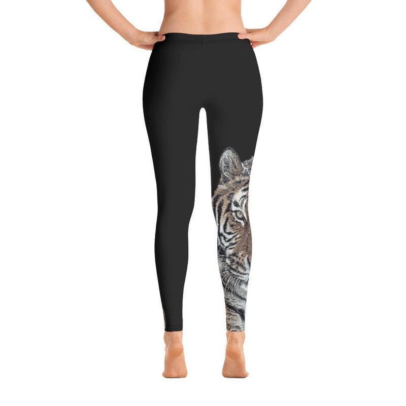 Siberian Tiger 2 Leggings
