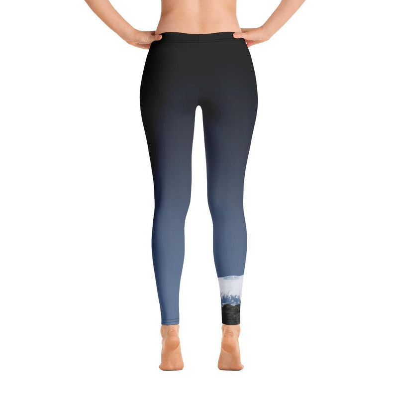 Sitka (Mt. Edgecumbe Volcano) Leggings - 57 Peaks